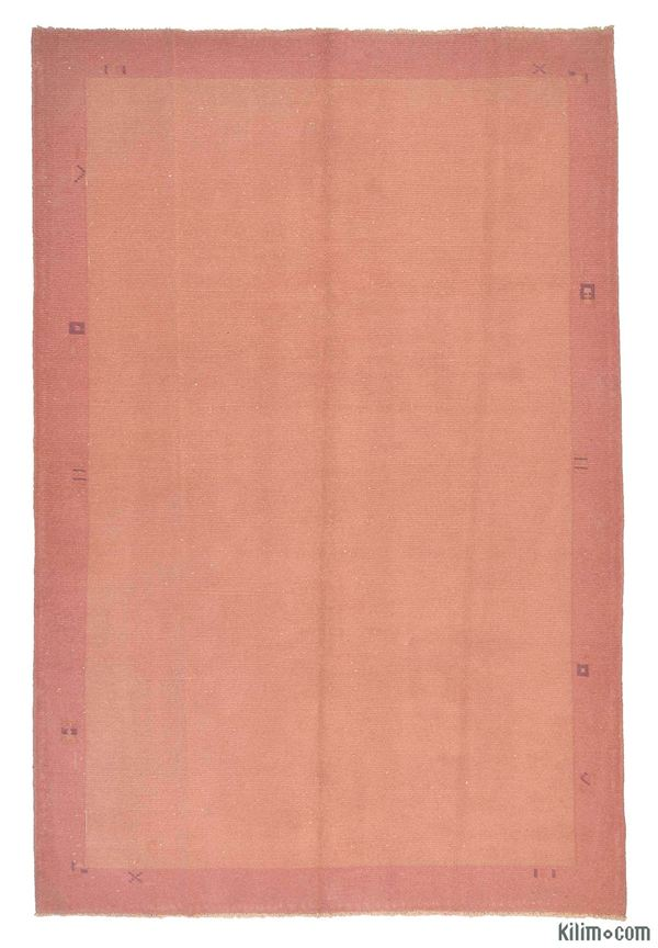 Picture of Over-dyed Chinese Vintage Rug