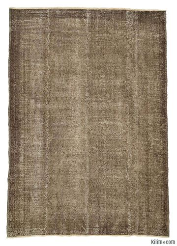 Picture of Overdyed Turkish Vintage Rug