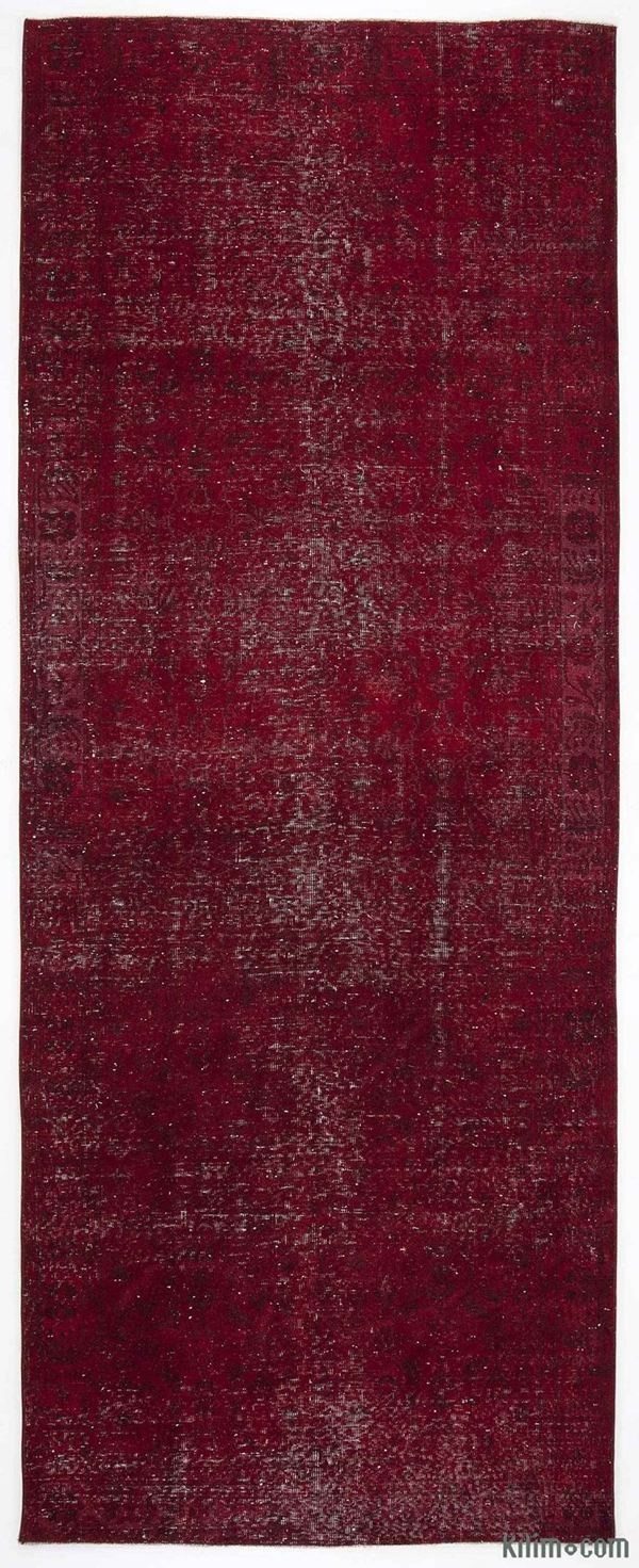 Picture of Over-dyed Turkish Vintage Runner Rug