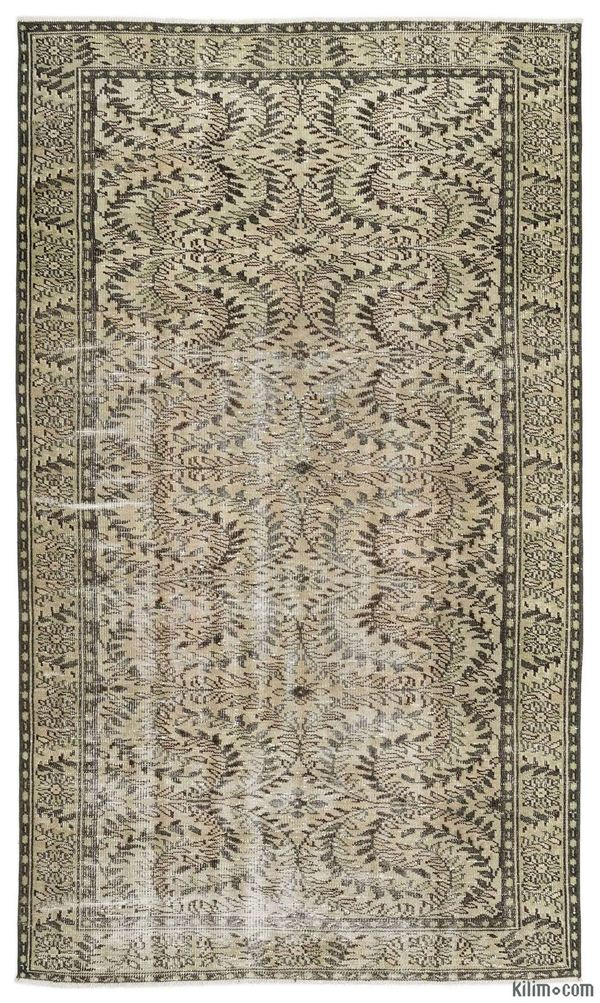 Picture of Over-dyed Turkish Vintage Rug